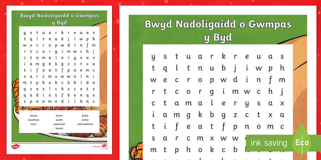 Bwyd Nadoligaidd o Gwmpas y Byd Chwilair - nadolig, sion corn, chwilair, o gwmpas y byd ,