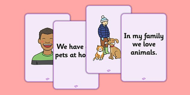 Social Story Cards Loss of a Pet Primary - social story, cards, loss, pet, primary