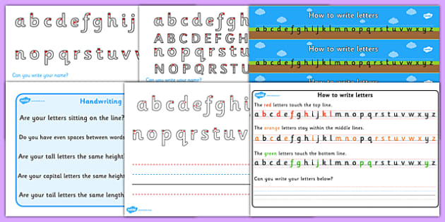 Teaching Assistant Name Writing Resource Pack - TA, LSA, assistant, intervention, name, writing, write, letter formation, early writing, handwriting, support.