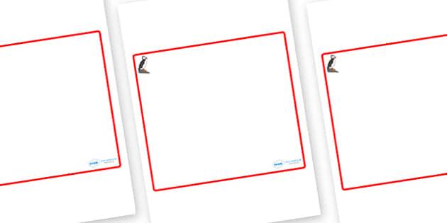 Puffin Themed Editable Classroom Area Display Sign - Themed Classroom Area Signs, KS1, Banner, Foundation Stage Area Signs, Classroom labels, Area labels, Area Signs, Classroom Areas, Poster, Display, Areas