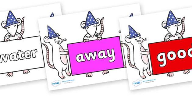 Next 200 Common Words on Magic Mice - Next 200 Common Words on  - DfES Letters and Sounds, Letters and Sounds, Letters and sounds words, Common words, 200 common words