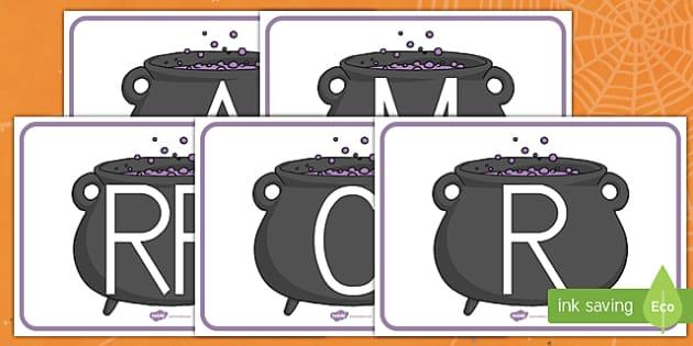 Calderos tarjetas de fonemas-Spanish