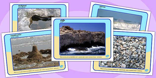 Seaside Display Photos Polish Translation - polish, seaside, display
