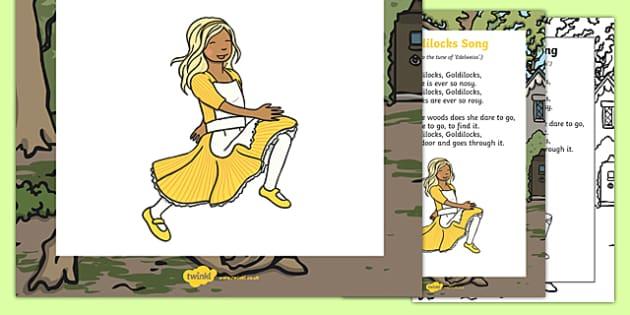 Goldilocks Song