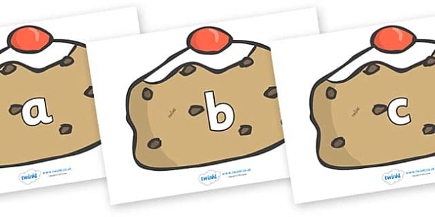 Phase 2 Phonemes on Buns - Phonemes, phoneme, Phase 2, Phase two, Foundation, Literacy, Letters and Sounds, DfES, display