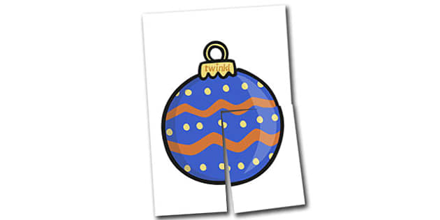Display Christmas Patterned Baubles Extra Large  - christmas