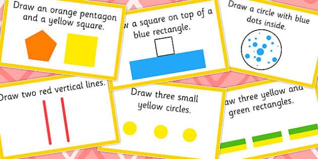 Secret Messages Game Cards Set 3 - secret, messages, game, cards