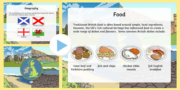 The United Kingdom Information PowerPoint - the united kingdom, uk, the united kindom powerpoint, uk information, places, around the world, countries