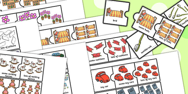 Everyday Objects Jigsaw - games, activity, activities, game
