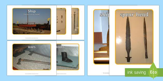 Viking Artefacts Display Photos - vikings, history, artefacts