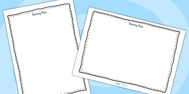 Seating Plan Template-seating plan, seating template, class management, class plan, behaviour management, seating, plan, where to sit