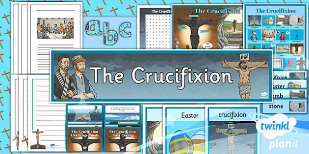 PlanIt - RE Year 6 - Free Will and Determinism-The Crucifixion Unit Additional Resources - planit, re, religious education, year 6, free will and determinism-the cruxifix, additional resources