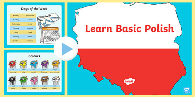 Basic Polish PowerPoint
