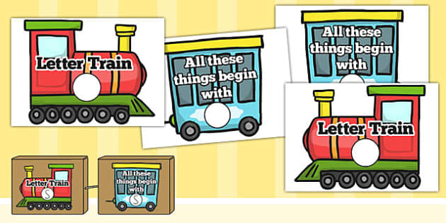 Letter Train Pictures - letter, train, pictures, letter train