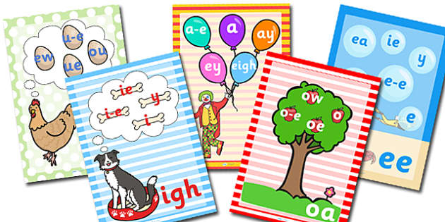 Alternative Spelling for Phonemes Posters A3 - spelling, phoneme