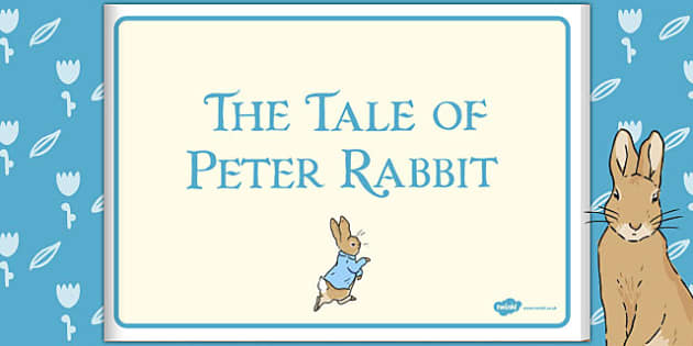 The Tale of Peter Rabbit eBook - peter rabbit, ebook, story, tale