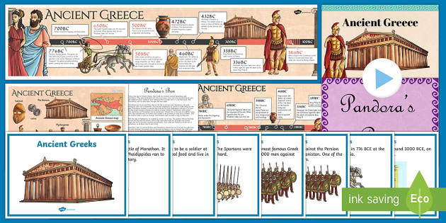 The Ancient Greeks Resource Pack - History Club, The Ancient Greeks, Ideas, Support, Activity Coordinator, World History, Elderly Care,