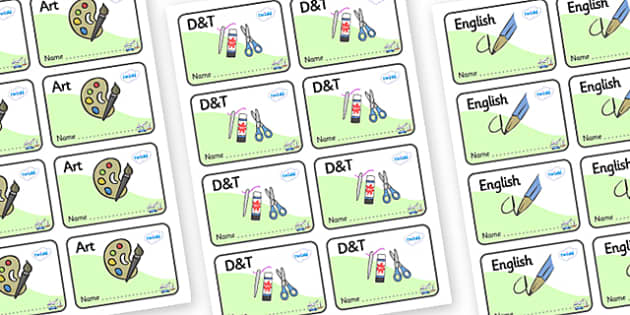Welcome to our class- Transport Themed Editable Book Labels - Themed Book label, label, subject labels, exercise book, workbook labels, textbook labels