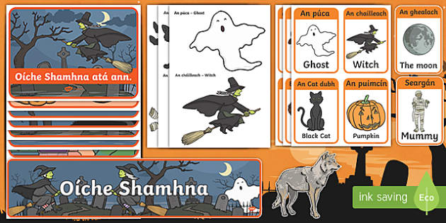 Óíche Shamhna KS1 Display Pack