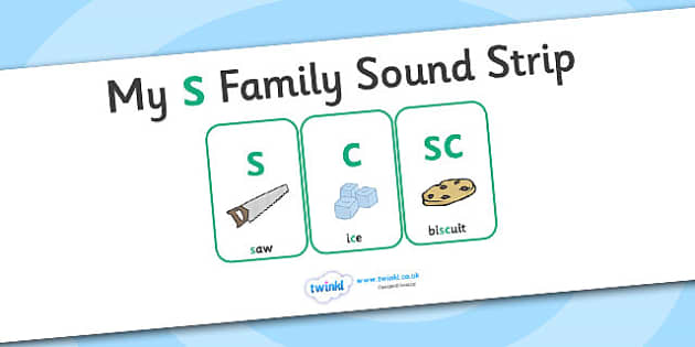 My s Family Sound Strip - family sound strip, sound strip, my family sound strip, my s sound strip, s sound strip, s family sound strip
