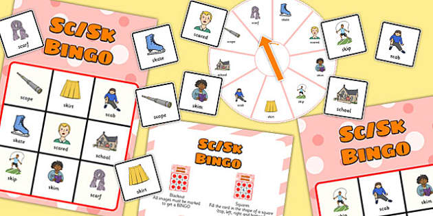 SC, SK Spinner Bingo - sc, sk, spinner bingo, spinner, bingo, sound