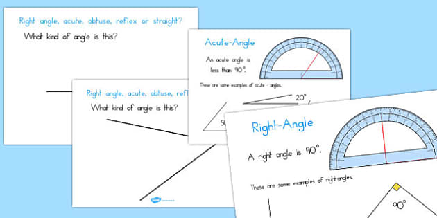 Types of Angles Display Posters - australia, angles, display