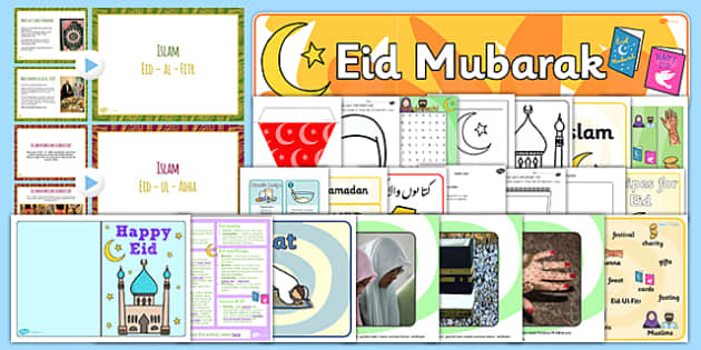 Eid KS1 Lesson Plan Ideas and Resource Pack - Eid, Lesson, Plan
