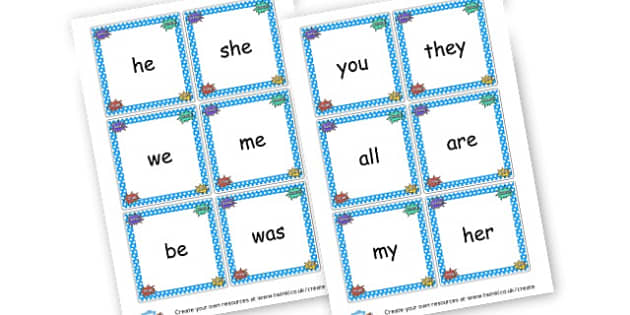 Phase 3 tricky words - Tricky Words Primary Resources, Letters, sounds, phonics. keywords