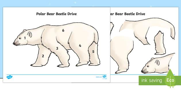 Polar Bear Beetle Drive Game