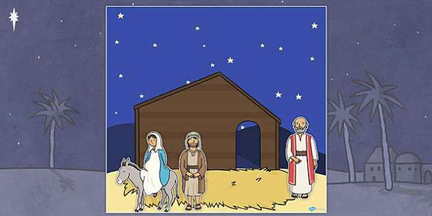 Make Your Own Nativity Scene - design, nativity, nativity scene