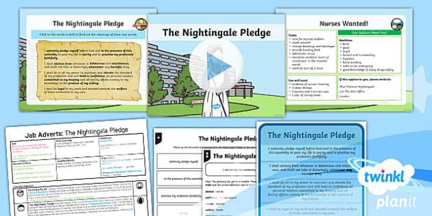 PlanIt Y2 Significant Individuals: Florence Nightingale Lesson Pack Persuasive Writing (1)