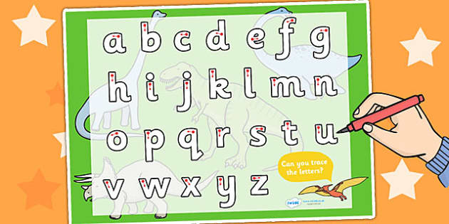 Dinosaur Themed Letter Writing Activity Sheet - dinosaurs, writing