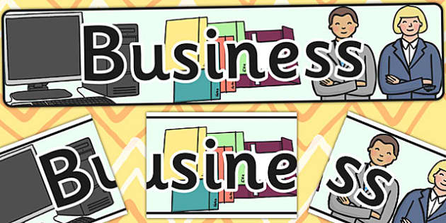 Business Display Banner CfE - display, banner, cfe, business
