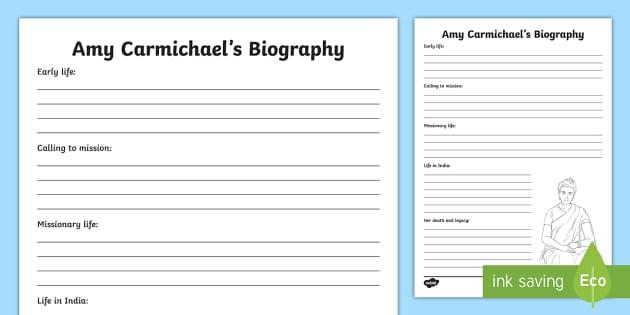 Amy Carmichael Writing Frames - Northern Ireland Amy Carmichael India Millisle missionary