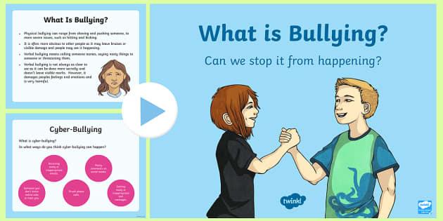 Anti-Bullying Week PowerPoint