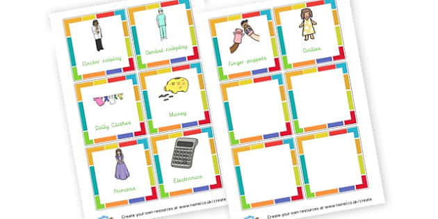Toy Themed Lables - Toys Signs Primary Resources, Group Signs, Classroom, Toys, Signs