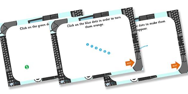 Mouse Control PowerPoint - mouse control, powerpoint, fine motor skills, computer, ICT, IT, ICT powerpoint, control powerpoint, IT powerpoint, Australia