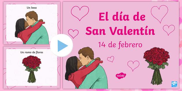 Valentine's Day Vocabulary PowerPoint - Valentines Day, 14th February, powerpoint, vocabulary