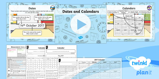 PlanIt Y1 Measurement Lesson Pack Language Related to Dates (3) - Measurement, measures, language related to dates, time vocabulary, days of the week, days, months of