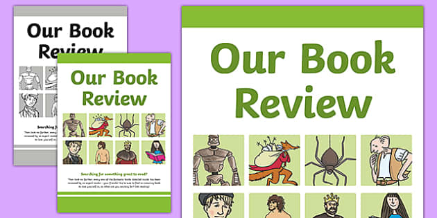 Book Review Pinterest