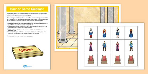Royal Palace Barrier Game - royal palace, barrier, game, activity