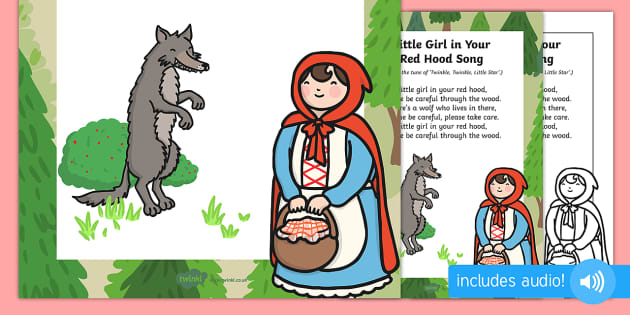 Little Girl in Your Red Hood Song