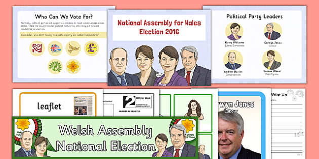 Welsh Assembly National Election Resource Pack Key Stage 2 - welsh, cymraeg, Welsh Assembly National Election 2016, Key Stage Two, Writing opportunities, writing for a purpose