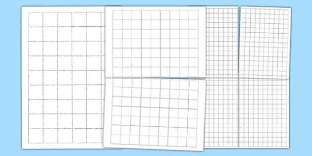 Squared Paper for Displays - squared paper, displays, square, paper
