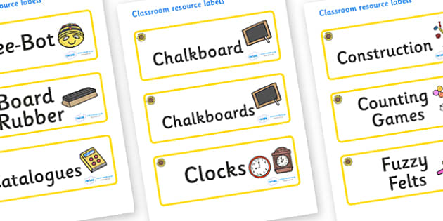Sunflower Themed Editable Additional Classroom Resource Labels - Themed Label template, Resource Label, Name Labels, Editable Labels, Drawer Labels, KS1 Labels, Foundation Labels, Foundation Stage Labels, Teaching Labels, Resource Labels, Tray Labels