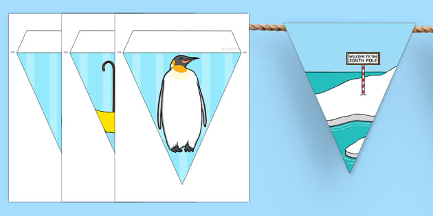 Bunting to Support Teaching on Lost and Found - story books, stories, bunting, display