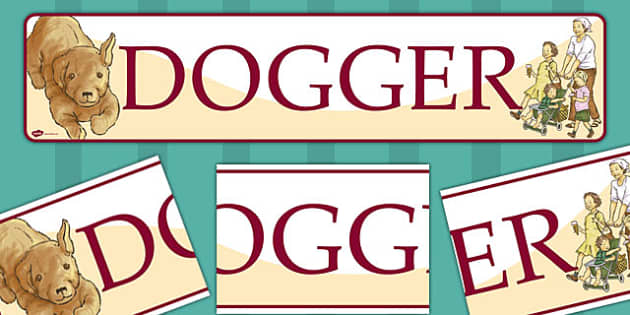 Display Banner to Support Teaching on Dogger - banners, displays, display, posters