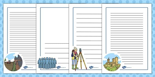 Land Use Page Borders - land use, page borders, land, use, border