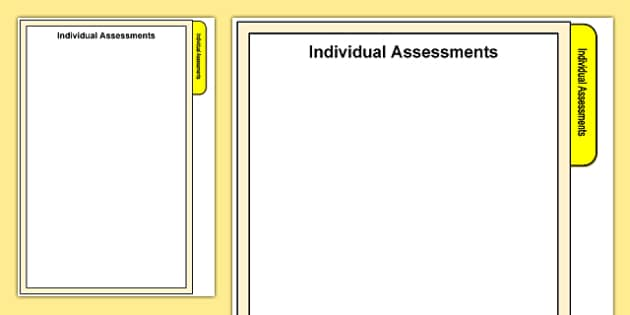 Foundation Phase Individual Assessments Tab A4 Display Poster-Welsh