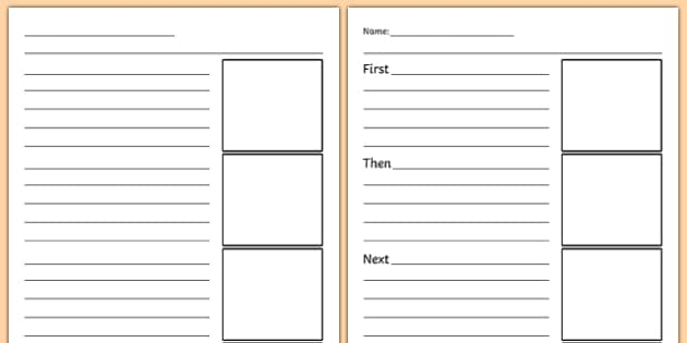 Recount Writing Frames - recount writing frames, writing template, writing frames, word cards, flashcards, template, recounting, recount